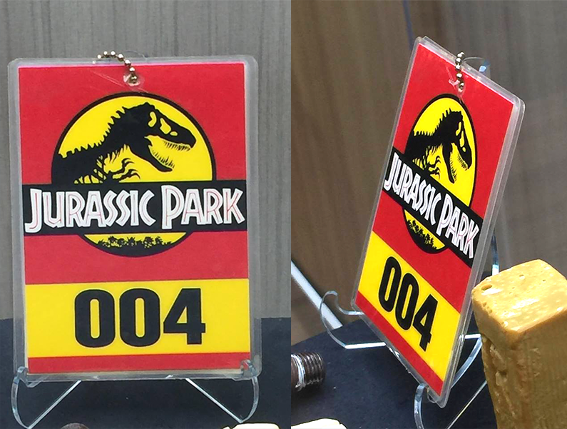 Reference Mirror Tag Guide Jurassic Park Motor Pool